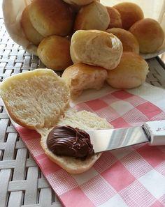Panini per buffet (procedimento con/senza bimby)