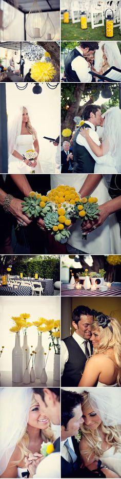 Palm Springs Retro-Style Wedding: Lisette + John | WeddingWire: The Blog