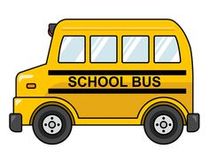 Free to Use & Public Domain School Bus Clip Art