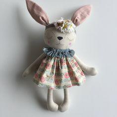 Now selling: Sleepy REMY Bunny GERBERA Collector's OOAK Heirloom Cloth Doll  https://www.etsy.com/listing/536982561/sleepy-remy-bunny-gerbera-collectors?utm_campaign=crowdfire&utm_content=crowdfire&utm_medium=social&utm_source=pinterest