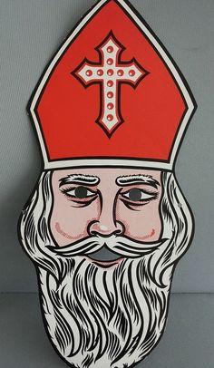 Sinterklaas masker