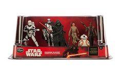 Groupon - Star Wars The Force Awakens Figurine Playset. Groupon deal price: $49.92