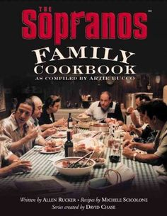 Soprano's Family Cookbook. This is actually a really great cookbook!  need to get this