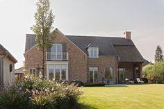 B+ Villas Renovation Interiors - Nieuwbouw landelijke villa - Hoog ■ Exclusieve woon- en tuin inspiratie.