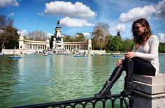 Conexão em Madrid a caminho do Marrocos  Vem comigo!  #epralaqueeuvouviagens #espanha #espana #spain #igersspain #madrid #madridspain #madridcity #madrid_monumental #madridlovers #parquedelretiro #retiro #retiropark #parque #park #spanish #espanol #lago #lake #travelgram  http://ift.tt/1JEL4KY by epralaqueeuvouviagens