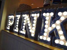 light up PINK <3