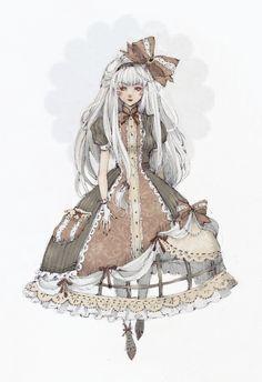 "Loputyn, ""Dress"""