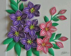 квиллинг цветы: 54 тис. зображень знайдено в Яндекс.Зображеннях