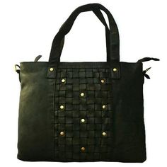 Rowallan Of Scotland handbags are made from top quality real leather. This Ascoli Large Twin. Real Leather, Shoulder Strap, Scotland, Twins, Take That, Handbags, Purses, Green, Top