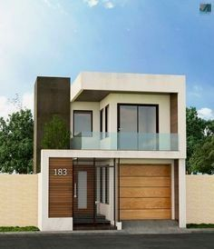 320 Fachadas Ideas In 2021 House Exterior House Design Architecture