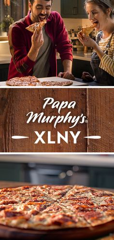 Our extra-large, foldable New York style crust is just the beginning. Our XLNY pizza dough is topped with cheese, pepperoni and sausage – our fresh take on a classic favorite. in your oven today. New York Style, Menu Items, Pizza Dough, Pizza Recipes, Pepperoni, Sausage, Oven, Cheese, Fresh