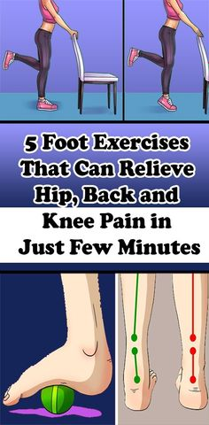 Hip Pain, Knee Pain, Back Pain, Health And Fitness Tips, Fitness Diet, Health And Wellness, Sore Knees, Foot Exercises, Sciatica