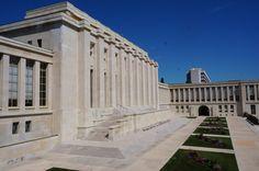 Louvre, Building, Travel, Red Cross, Geneva, Construction, Trips, Traveling, Tourism