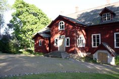 1 Place, The Good Place, Mansion Houses, Saunas, Helsinki, Old Houses, Finland, Castles, Parks