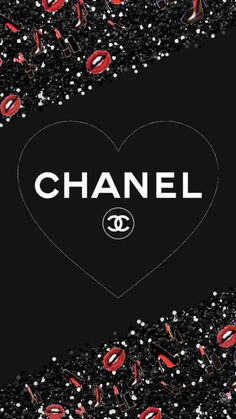 ♛BOUTIQUE CHIC♛ Chanel Poster, Chanel Logo, Coco Chanel, Chanel Wallpapers, Best Iphone Wallpapers, Cute Wallpapers, Apple Wallpaper, Wallpaper Backgrounds, Chanel Inspired Room