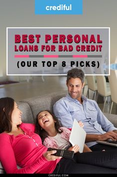 Best Personal Loans for Bad Credit (Our Top 8 Picks for - Best Credit Cards - Ideas of Best Credit Cards - Having bad credit doesnt have to stop you from getting the funds you need. Here are our top picks for online personal loans for bad credit. Best Online Loans, Best Loans, Best Credit Cards, Credit Score, Credit Rating, Chase Credit, Build Credit, San Diego, Apply For A Loan