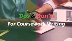 Experts of Instant Assignment Help suggest that research your document from reliable sources like libraries, internet, reliable books, etc. We have Listed 7 Dos and Don'ts for Coursework Writing.