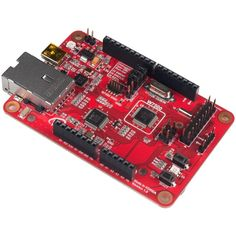 WIZwiki-W7500 is a WIZwiki platform board based on the W7500, the ARM Cortex-M0 that integrates 128KB Flash and hardwired TCP/IP core. If you use WIZwiki-W7500 board, you can easily evaluate the W7500 and test its performance and all functions.