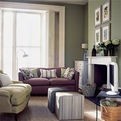 olive livingroom