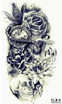 标签: 手稿纹身 花臂纹身 日期:2016-01-21 浏览:629 ...