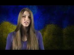 Mensagem de uma jovem ucraniana para o mundo - COMPAR