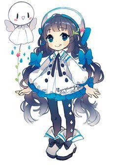 Anime cute Clavies