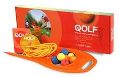"""Check out today's """"Deal of the Day"""" at TripleClicks. You save off the regular price on QOLF Chip Shot Practice Starter Set. Fun Games, Games To Play, Penny Auctions, Make Money Online, How To Make Money, Starter Set, Great Christmas Gifts, Get In Shape, Cool Things To Buy"""
