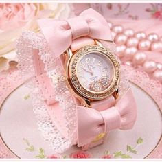 Pink WATCH  _____________________________ Reposted by Dr. Veronica Lee, DNP (Depew/Buffalo, NY, US)