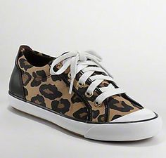 Clothing, Shoes & Accessories Coach Leopard Cheetah Animal Print Barrett Low Top Sneakers 10 Reputation First Women's Shoes