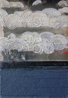 Embroidery and felt Hinke Schreuders