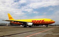 DHL Express A300 freighter