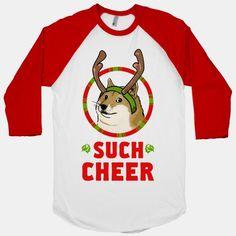 Christmas Doge #doge #meme @Sam McHardy McHardy Taylor Romeo