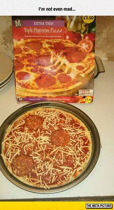Triple Pepperoni