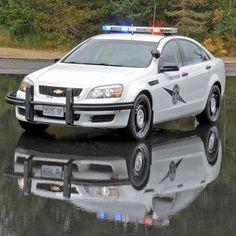 Washington State Patrol Chevrolet Caprice