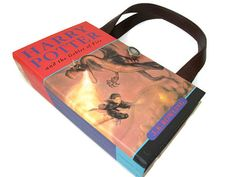 Harry Potter Book Purse Goblet of Fire Book by retrograndma, $49.99