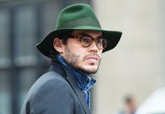 Best of Tommy Ton: The Hats of Fashion Week Photos | GQ