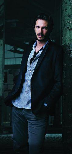 sexiest man - James D'Arcy