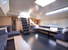 Wally Yachts Interior