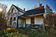 Crazy old house