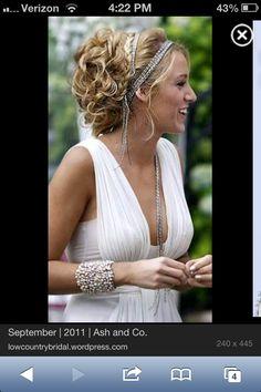 Wedding hair?