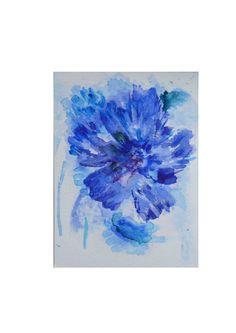 ACEO painting flower painting Original art by ArtStudioChimeva