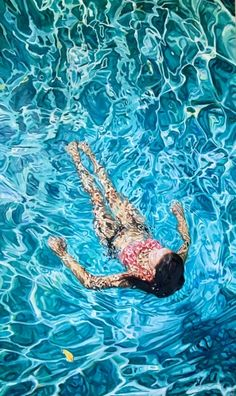 409 Best Swimming Pool Art (Paintings, Photos, Mixed Media ...