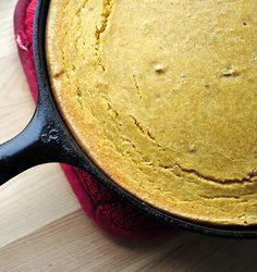 Maple Butternut Squash Cornbread