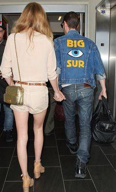 Big Sur jean jacket