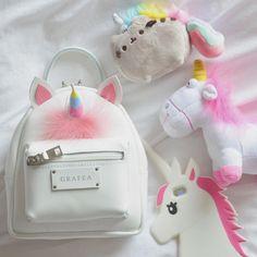 US Mini Backpack For Girls Cute Unicorn Shoulder Bags Women PU Leather Backpack - Handbag For Girls - Ideas of Handbag For Girls Grafea Backpack, Mini Backpack, Leather Backpack, Pu Leather, Unicorn Birthday, Unicorn Party, Unicorn Fashion, Unicorn Rooms, Unicorn Bedroom