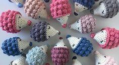 Mesmerizing Crochet an Amigurumi Rabbit Ideas. Lovely Crochet an Amigurumi Rabbit Ideas. Crochet Hedgehog, Cute Hedgehog, Easy Crochet, Crochet Toys, Free Crochet, Beginner Crochet, Crochet Stitch, Knitting Patterns Free, Free Pattern
