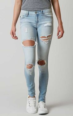 e030b244911 KanCan Low Rise Skinny Stretch Jean - Women s Jeans in Eleanor