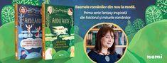 Seria fantasy Andilandi, de Sînziana Popescu, acum la editura Nemi   Blog-ul fanului science fiction Science Fiction, Fantasy, Cover, Books, Art, Character, Sci Fi, Art Background, Libros