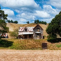 The Homestead by Stuck in Customs, via Flickr  How very sad :(