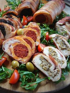 Sausage, Bacon, Fine Dining, Paleo, Dinner, Recipes, Advent, Food, Dining